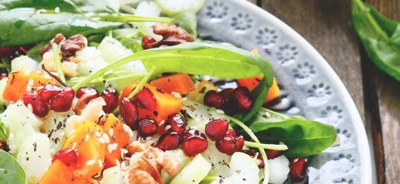 tervislikult ning puhtalt toitudes