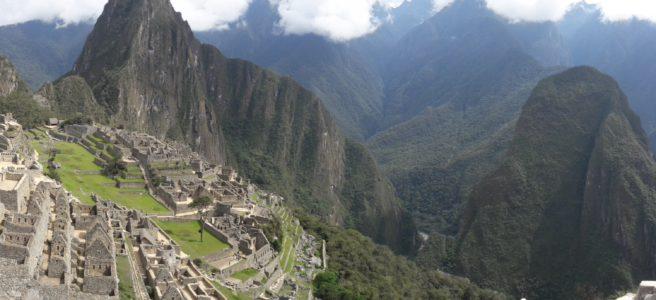 Peruu - Machu Picchu