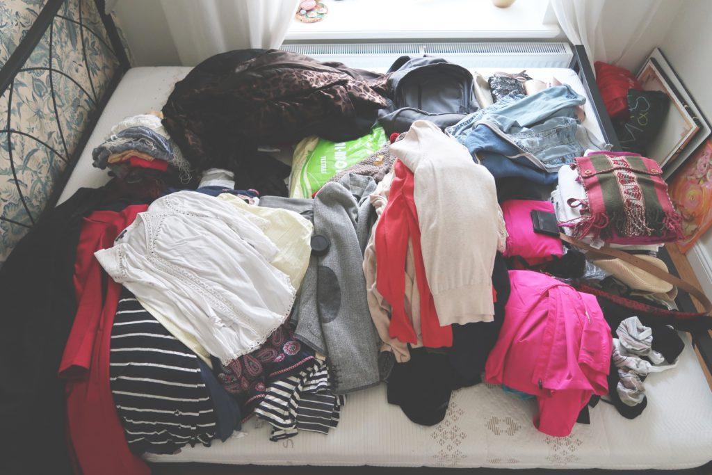 HELGUS: riidekapp korda