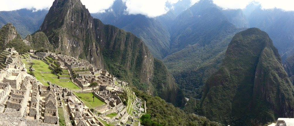 Peruu - šamanistlik väereis Amazonas, Machu Picchu
