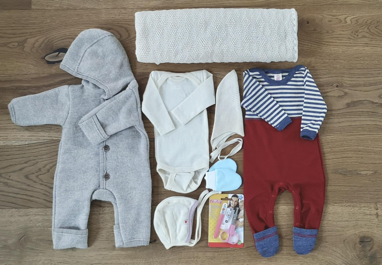haiglakott - beebi riided