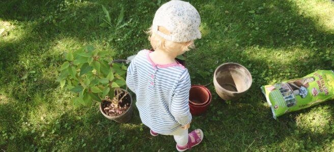 Montessori laps ja tema pere